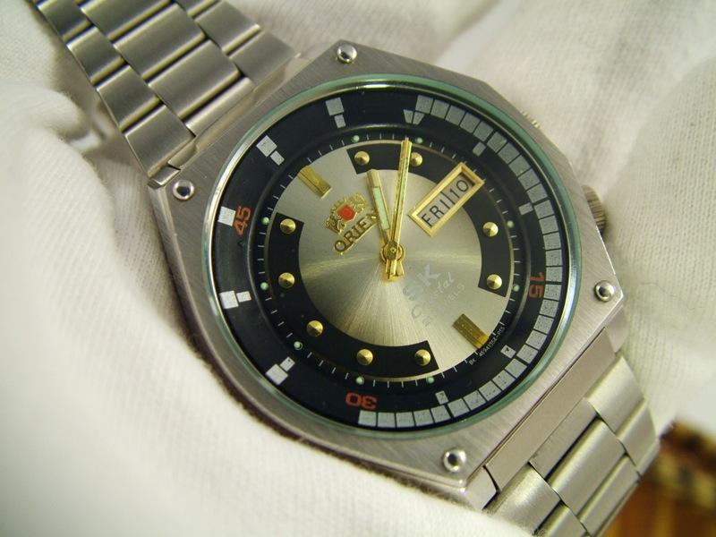 Что нужно знать прежде, чем купить часы ORIENT
